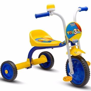 Bicicleta infantil triciclo ulta