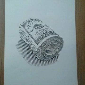 Poster dollar