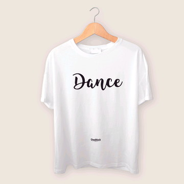 40b6c9f07 Camiseta de Dança - Dance