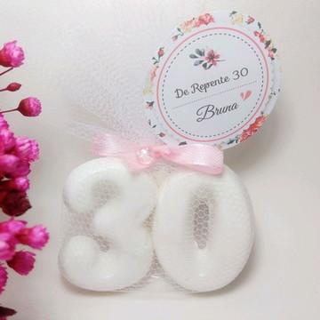 Lembrancinha Aniversário 30 Anos