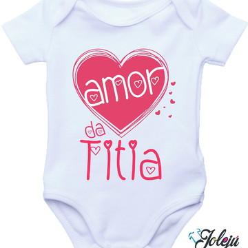 Body Amor da Titia