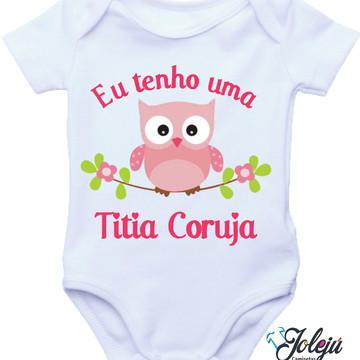 Body Titia Coruja