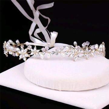 Headband para noivas e debutantes