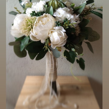Buque White glamour