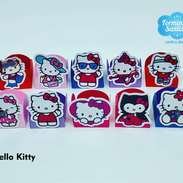 Forminhas Hello Kitty - Atacado