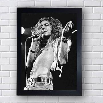 Quadro Poster Robert Plant
