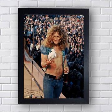 Poster Robert Plant