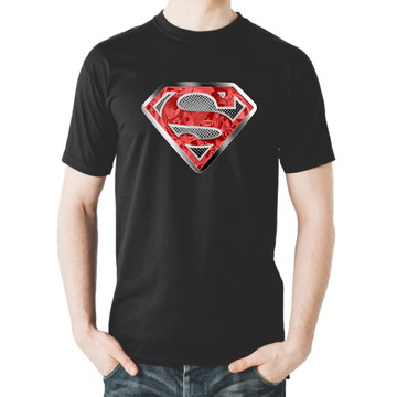 Camiseta do Superman - Moda geek
