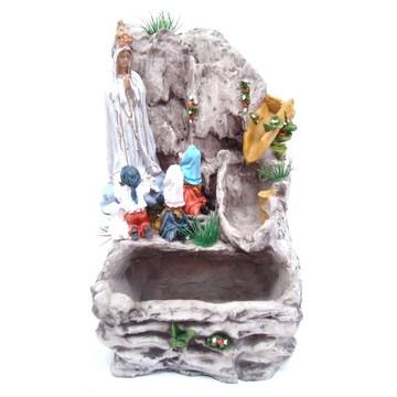 Fonte Nossa Senhora de Fatima feito em Resina