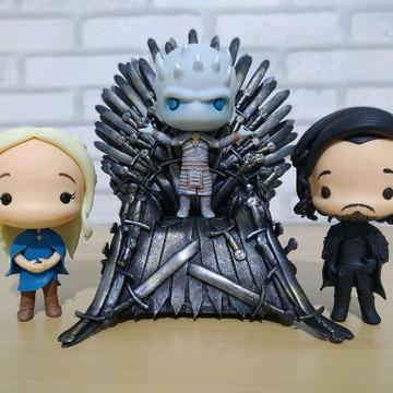 Colecionáveis Game of Thrones