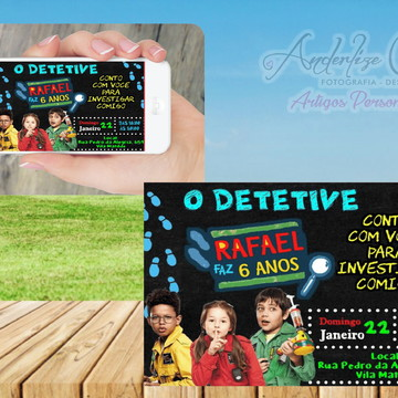 convite arte digital (virtual) - DPA - DETETIVES PREDIO AZUL