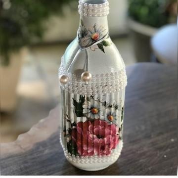 Decoração garrafa