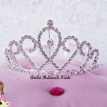 Tiara Debutante Noiva Daminha
