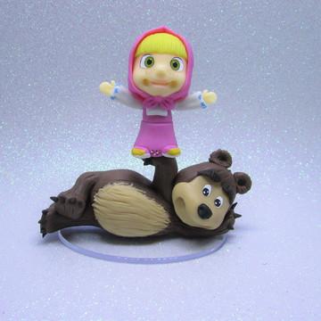 Masha e o urso - Biscuit