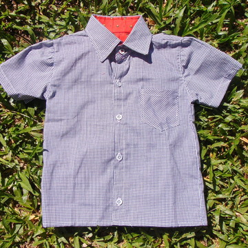 Camisa Infantil Estampada