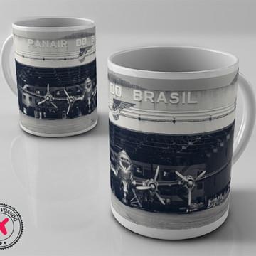 Caneca PanAir do Brasil
