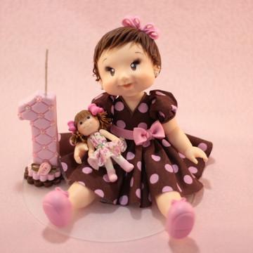 Boneca Personalizada Festa das Bonecas