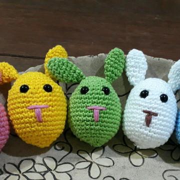 Amigurumi (bonecos de crochê)