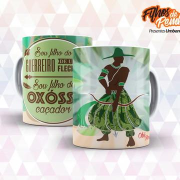 Caneca Oxóssi 07