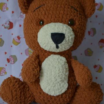 Ursinho Teddy Amigurumi