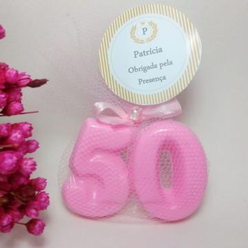 Lembrancinha Aniversário 50 Anos