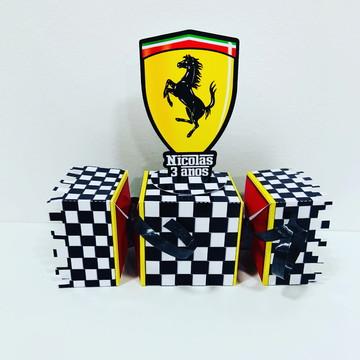 Caixa Bala Ferrari
