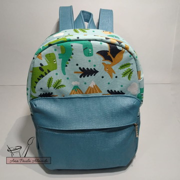 Mini Mochila Super na Moda
