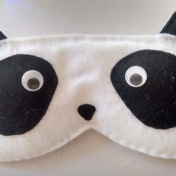 Máscara para Dormir Panda