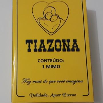 Caixa Tiazona Maizena Personalizada