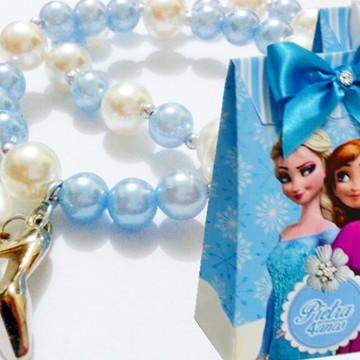 Lembrança de Aniversário Frozen