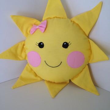 Almofada Sol (menina)