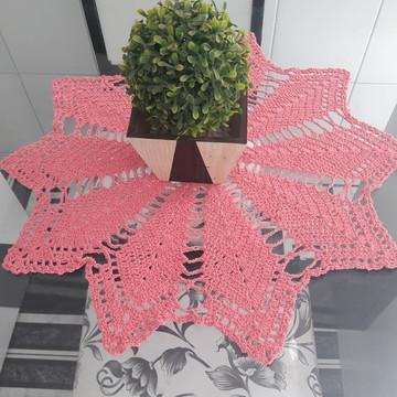 Caminho de mesa flor