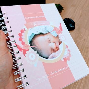 Caderneta de Vacinação Personalizada