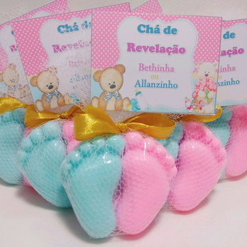 Chá de Bebê Revelação , Lembrancinha