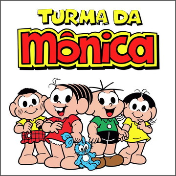 Vetores Turma da Mônica CDR, EPS, Ai e PNG (100 Vetores CDR