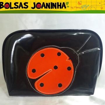 Necessaire grande Joaninha