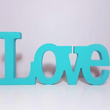 Love em Mdf - Encomenda