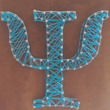 String Art Psi