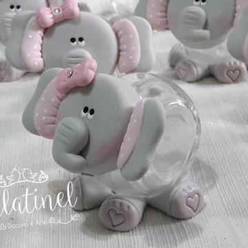 Lembrancinha elefante, baleiro