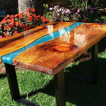 River table mesa de centro