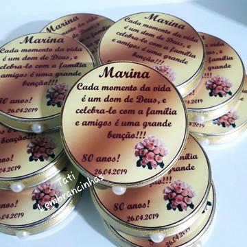 Latinhas personalizada lembrancinhas aniversario