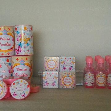 Kit Festa Borboletas com 120 produtos