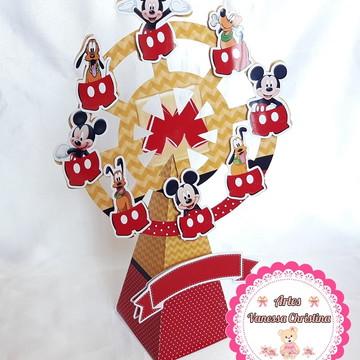 Roda Gigante Mickey - Temos Outros Temas