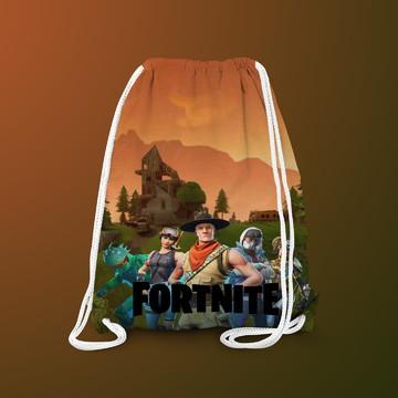 Mochilinha Personalizada Fortnite