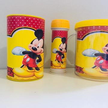 Kit lembrancinha mickey mouse
