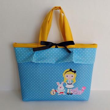 Bolsa Lembrancinha Alice
