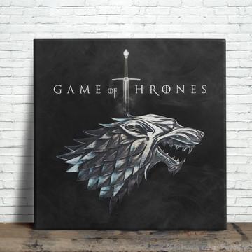 Azulejo Decorativo - Game of Thrones Stark