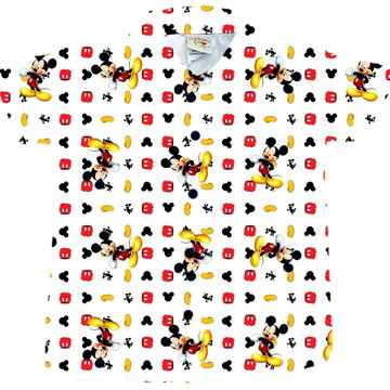 Camisa Mickey Mouse