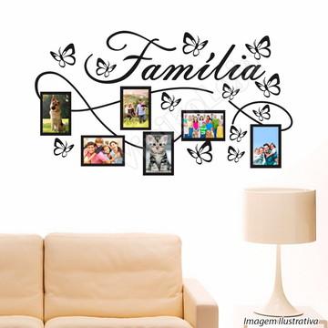 f26b0eac9 Adesivo Arvore Genealogica Porta Retrato Familia para Parede