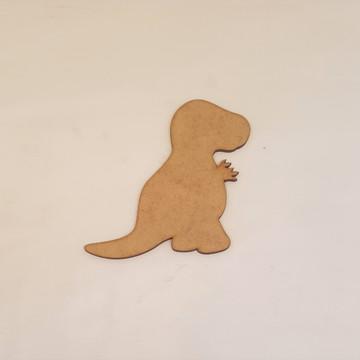 Aplique em mdf - dinossauro 5cm
